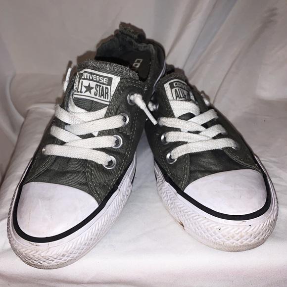 Converse Olive Green Shoreline Sneakers